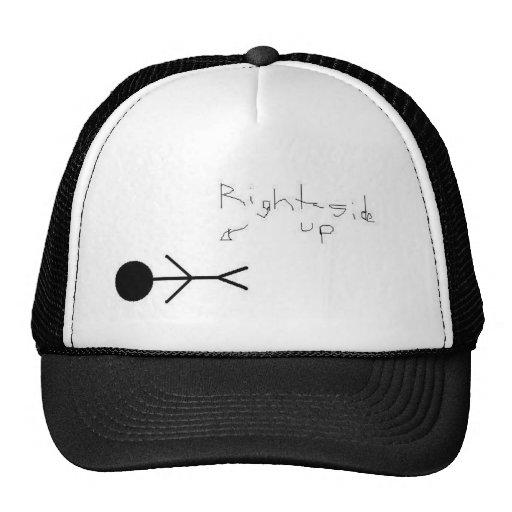 rightsideup-gorra gorras