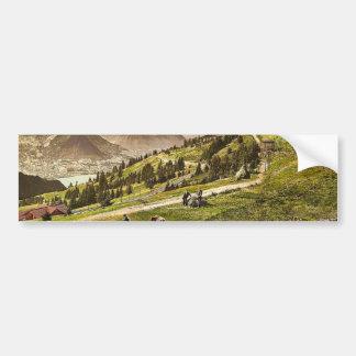 Rigi Scheidegg, the Hotel, Rigi, Switzerland class Bumper Stickers