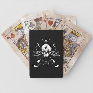 Rigidez cadavérica cartas de juego