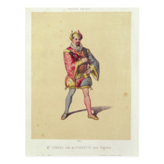 Rigoletto from 'Rigoletto' Postcard
