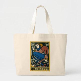 Rigoletto, Opera Canvas Bag