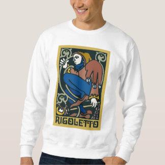 Rigoletto, ópera sudadera con capucha