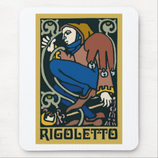Rigoletto, ópera tapete de ratones