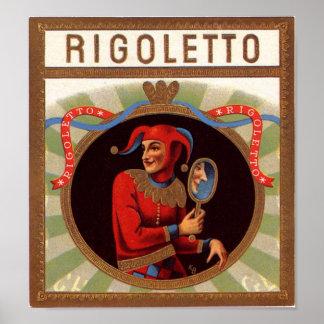 Rigoletto Posters