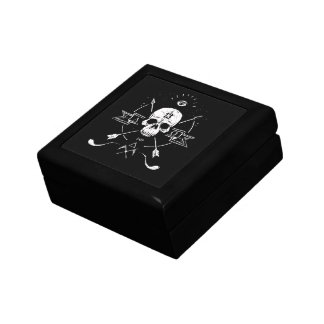 Rigor Mortis Trinket Boxes