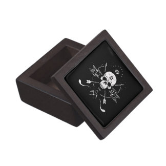 Rigor Mortis Premium Keepsake Box