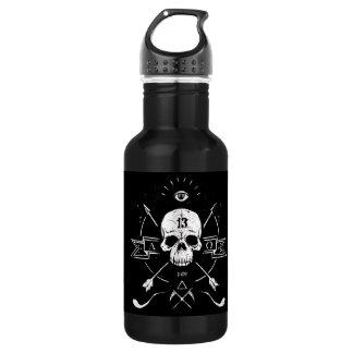 Rigor Mortis Stainless Steel Water Bottle