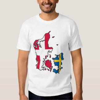 Rigtige Danmark de Jylland y de Fyn - de Det Polera