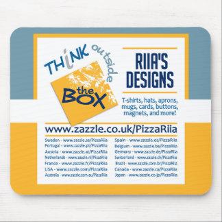 Riia's Designs mousepad