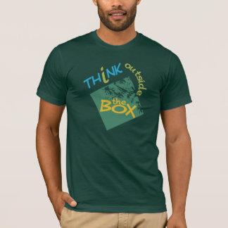 Riia's Designs / Think Outside The Box shirt