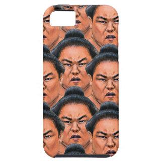 ¡RIKISHI!! (Luchador del sumo) iPhone 5 Fundas