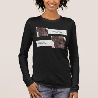 RIKKI LA ROUGE Bella  V-Neck Shirt