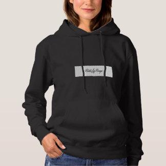 RIKKI LA ROUGE LOGO  Hooded Sweatshirt
