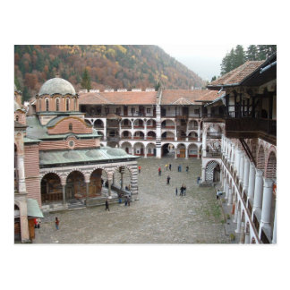 Rila Monastery Postcard