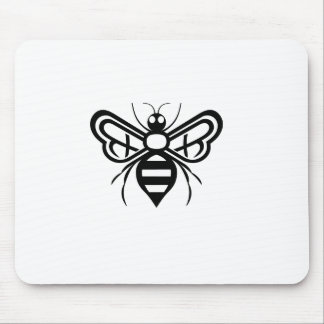 Riley Acres Bee Logo Mouse Pad