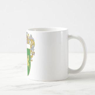 Riley Coat of Arms (Mantled) Coffee Mug