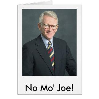 riley_joe, No Mo' Joe! Greeting Card