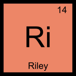 Baby name riley gifts on zazzle riley name chemistry element periodic table baby bodysuit urtaz Images