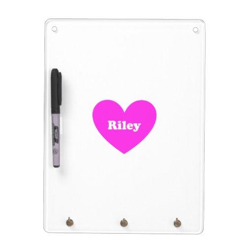 Riley Pizarra Blanca