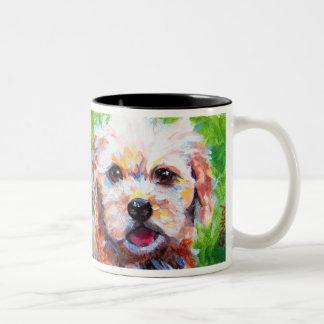 Riley's Cooper Two-Tone Coffee Mug