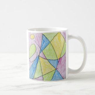 Riley Taylor Classic White Coffee Mug