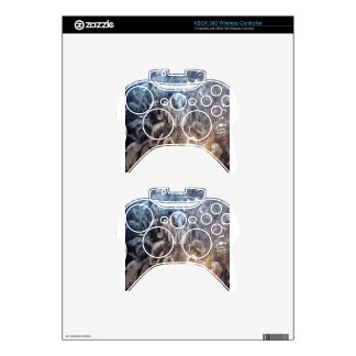 """""""Riley's View"""" XBOX 360 Wireless Controller Xbox 360 Controller Decal"""