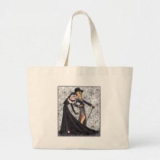 Rill and Zoe Large Tote Bag