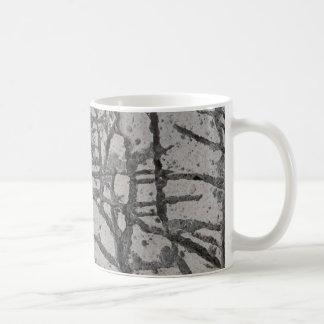 Rills in Limestone Mugs