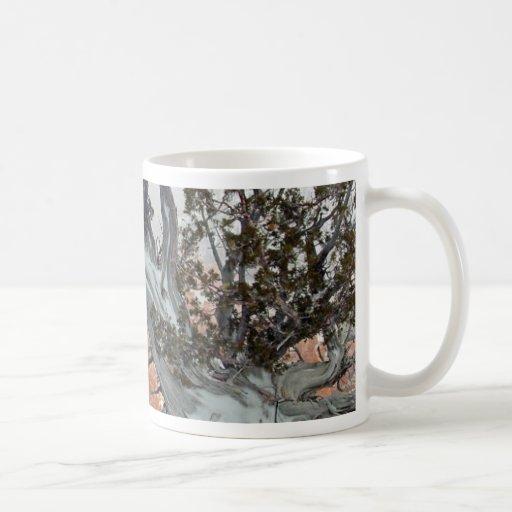 Rim Bryce Canyon Classic White Coffee Mug