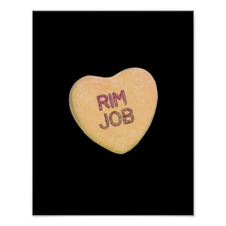RIM JOB CANDY -.png Poster