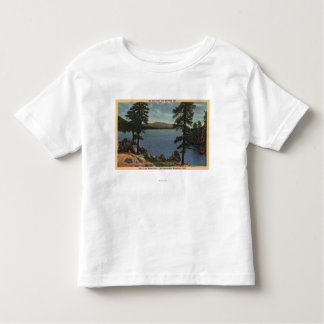 Rim O' the World Drive, West End View Toddler T-shirt