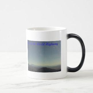 Rim of the World Highway Magic Mug