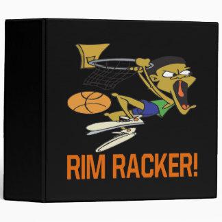 Rim Racker 3 Ring Binder