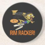 Rim Racker Beverage Coaster