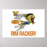 Rim Racker Poster