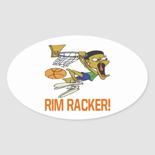 Rim Racker Stickers