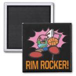 Rim Rocker Fridge Magnets