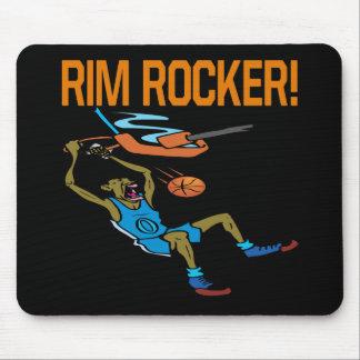 Rim Rocker Mouse Pad