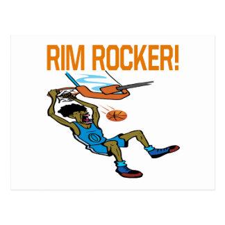 Rim Rocker Postcard