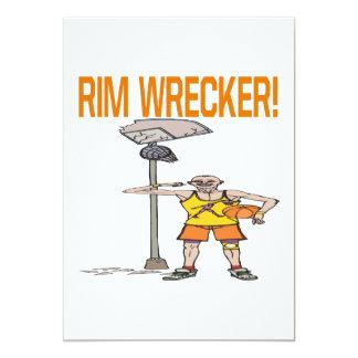 Rim Wrecker Card