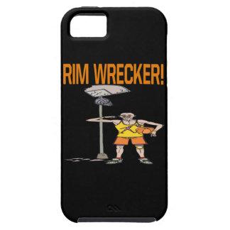 Rim Wrecker iPhone SE/5/5s Case