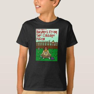 Rimas de la camiseta del huerto de coles