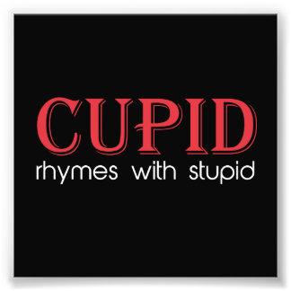 Rimas del Cupid con estúpido Fotos