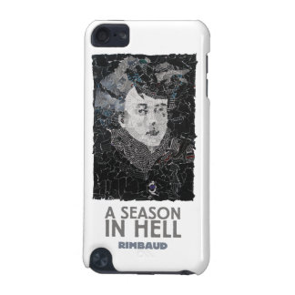 Rimbaud, estación de A en infierno Funda Para iPod Touch 5G
