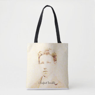 Rimbaud in 16 tote bag