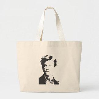 Rimbaud Large Tote Bag