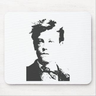 Rimbaud Mouse Pad