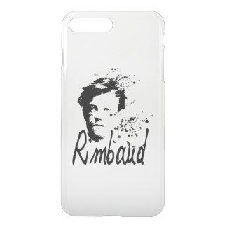 RIMBAUD Portrait Deflector Iphone Case