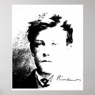 Rimbaud Póster