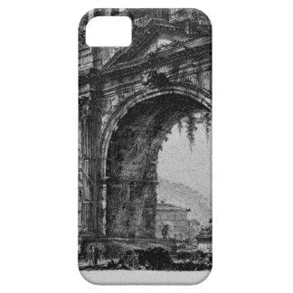 Rimini bridge manufactured by the Emperors Augustu iPhone SE/5/5s Case